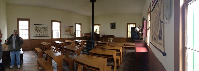 This nineteenth Century women's high school could be used as a key destination for our Women's Rights digital story